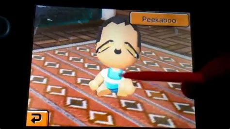 Tomodachi Life - Stopping a Crying Baby - YouTube