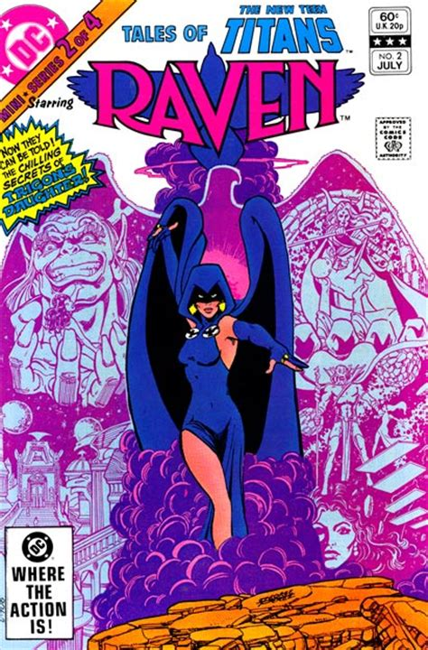Tales of the New Teen Titans Vol 1 2 | DC Database