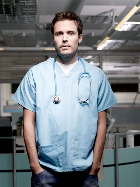 James Anderson on Holby City return: 'Ollie's different