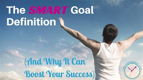 The SMART Goal Definition (And Why It Can Boost Your Success)