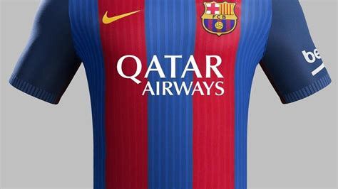Barcelona end speculation over shirt sponsorship with new
