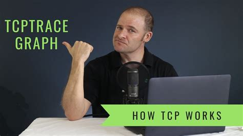 How TCP Works - The TCPTrace Graph in Wireshark
