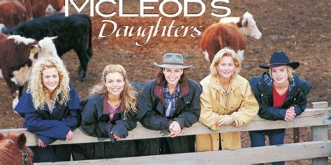 The Stars Of 'McLeod's Daughters' Are Hinting At The Show