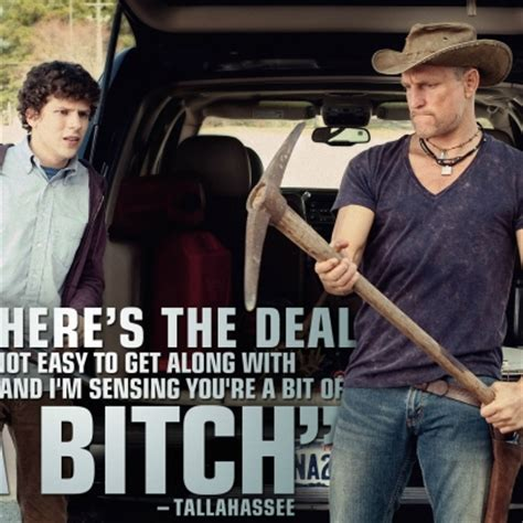 Zombieland Tallahassee Quotes