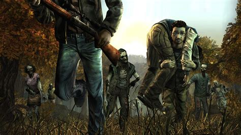 The Walking Dead: The Complete First Season (Switch eShop