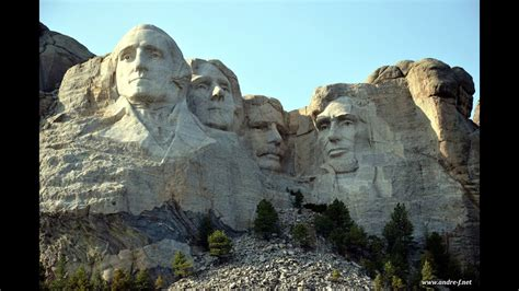 Mount Rushmore & Devils Tower - YouTube