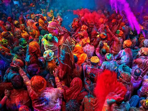 Festival of Colors | National Geographic Society