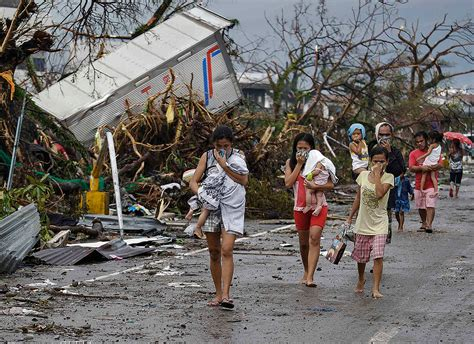 Haiyan storm surges caught Philippines by surprise - The Blade
