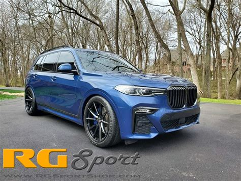 RG Sport - Adjustable Lowering Link for BMW G07 X7 with