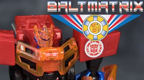 Transformers Robots In Disguise Battle Pack Optimus Prime
