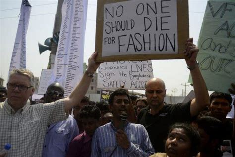 """Jill on Twitter: """"No one should die for #fashion http://t"""