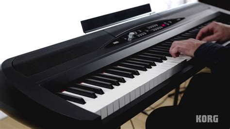 Korg SP-280 Digital Piano - Acoustic and Electric Piano