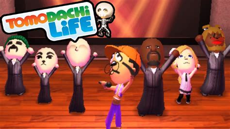 Tomodachi Life 3DS Goofy Metal Song, Puppy Pal, DK Dreams