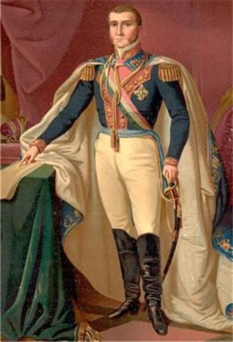 The First Mexican Empire 1821 MexicanHistory