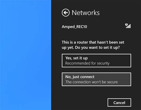 How to Set Up Amped Wireless REC10 Wifi Range Extender