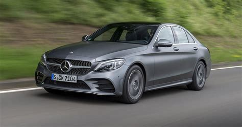 2019 Mercedes-Benz C-Class first drive review: Luxury