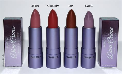 Review: Nabla Cosmetics Freedomination Collection - All In