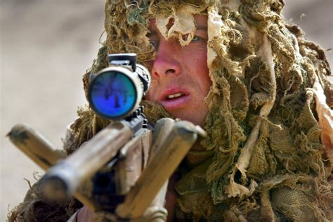 This Badass Sniper Took Out Three ISIS Suicide Bombers