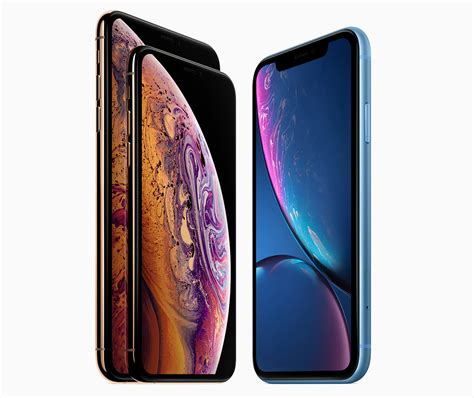 iPhone XS bests iPhone XR in cellular signal strength