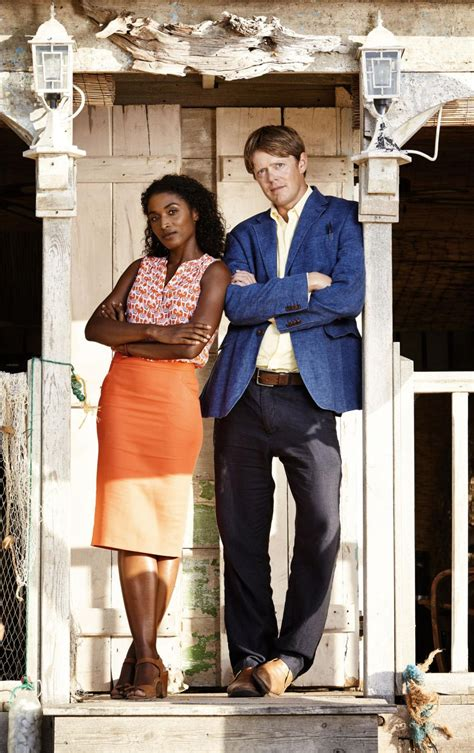 Death in Paradise's Sara Martins: Should I stay or should