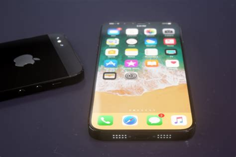 iPhone SE Plus Concept Is the Affordable Bezel-Less Phone