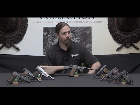 WALTHER P1 P38 WEST GERMAN 9MM PISTOL REVIEW - YouTube