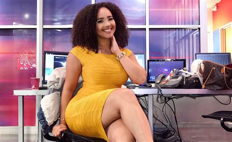 Social media users defend TV anchor after woman says she