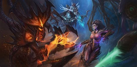 heroes Of The Storm, Sylvanas Windrunner, Contests, Sarah