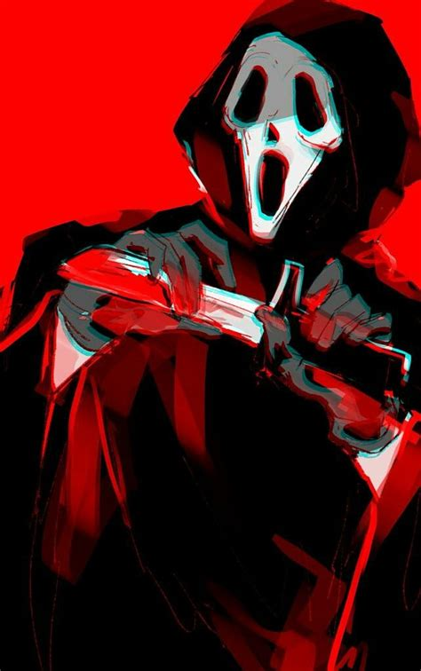 Scream, Ghostface, Horror Characters, Horror Movies