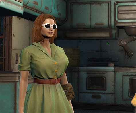Make The Ladies More Busty in Fallout 4 | TechJeep