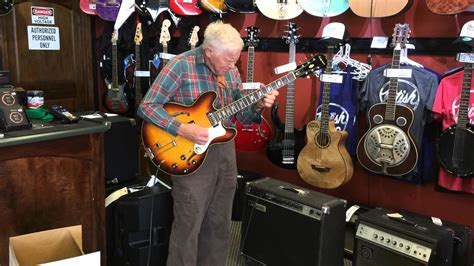 Incredible 81 Year Old Guitar Player – 1Funny
