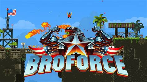 Broforce Gameplay Walkthrough - First Impressions Review