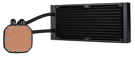 The Corsair Hydro Series H115i RGB Platinum is on Sale for