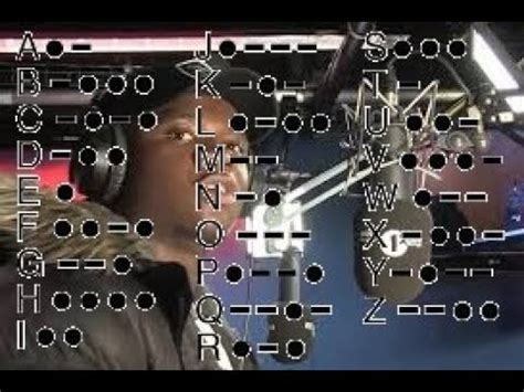 the ting goes SKRAA but it's in Morse Code - YouTube