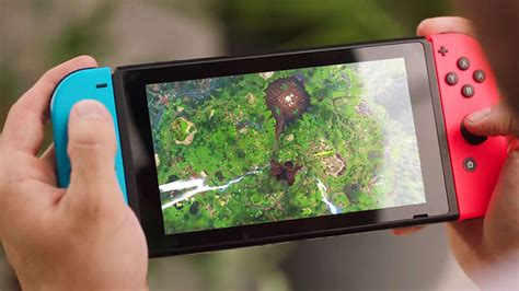 Fortnite On Switch Is Having Update Problems [Update