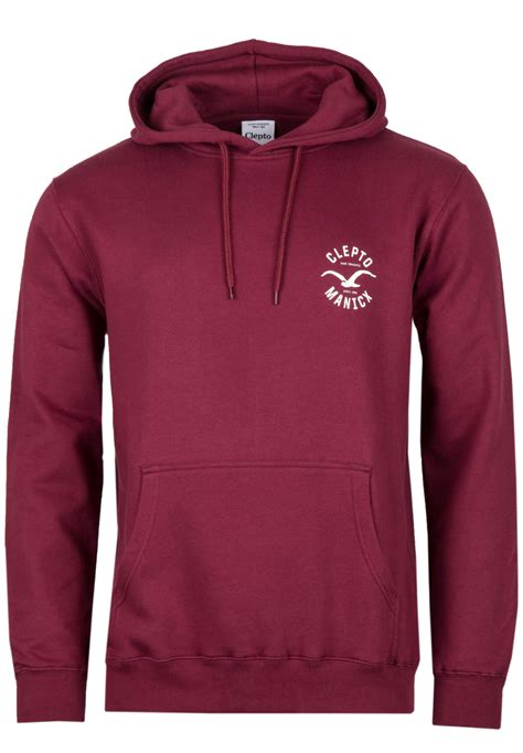Cleptomanicx Games Hoodie | Blowout
