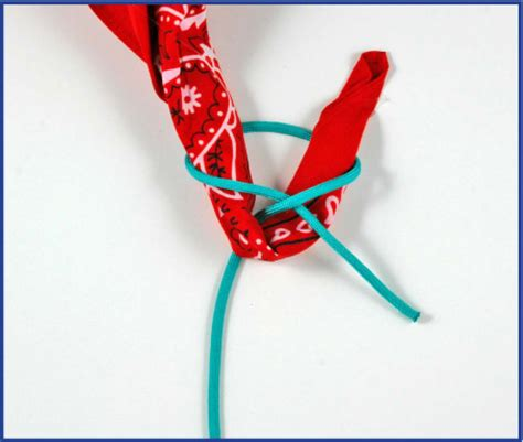 Sheet Bend Tarp - Favorite Knots for Sports - Love The