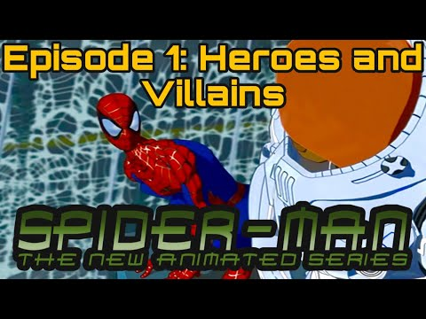 Spider-Man: The New Animated Series TV Show: News, Videos