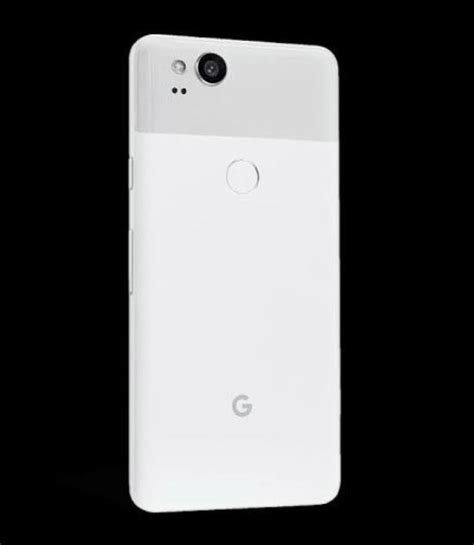 """Here is the Pixel 2 in """"Kinda Blue,"""" White, and Black"""