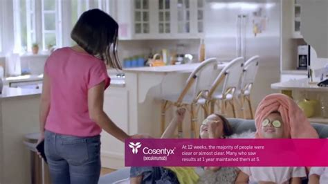 COSENTYX TV Commercial, 'Kind of a Shock: LauraLee' - iSpot