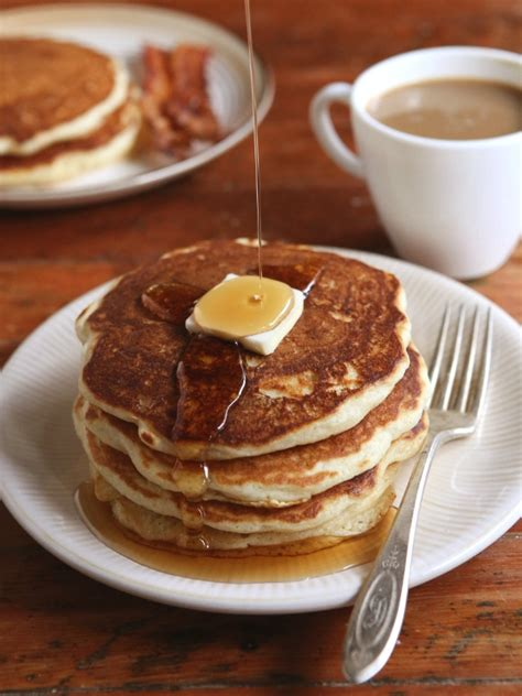 The Best Buttermilk Pancakes - Completely Delicious