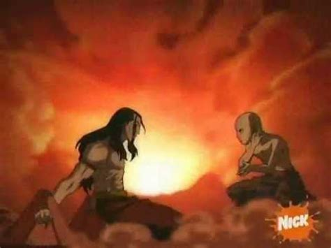 Aang vs Fire Lord Ozai Part 2