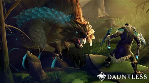 Watch 10 minutes of Dauntless, the PC Monster Hunter - VG247