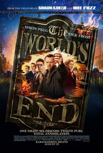 The World's End (Film) - TV Tropes