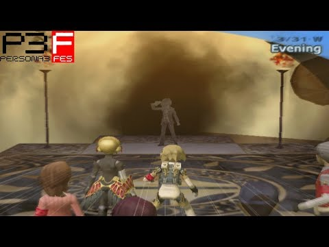 Persona 3 FES: My top 12 Persona and all characters