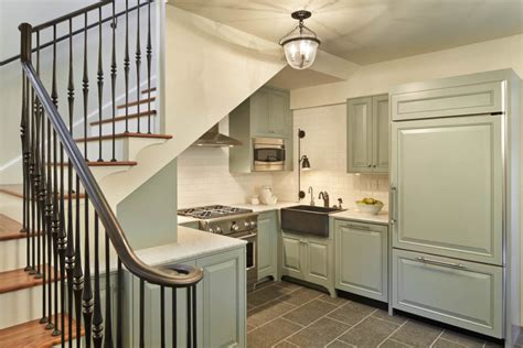 15 Space-Savy Under Stairs Kitchens You Should Not Miss