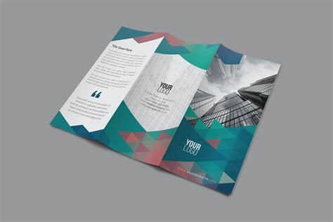 Modern Trifold Brochure by fathurfateh on Envato Elements