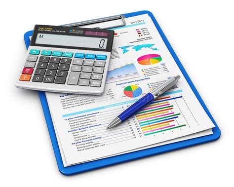 Business Finance And Accounting Concept Stock Illustration