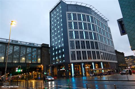 NEW Glasgow City Centre Hotels Almost Ready To Welcome