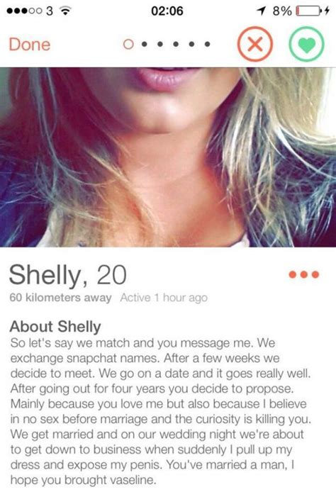 72 best images about Hilarious TInder Profiles! on